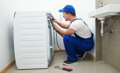lắp máy giặt