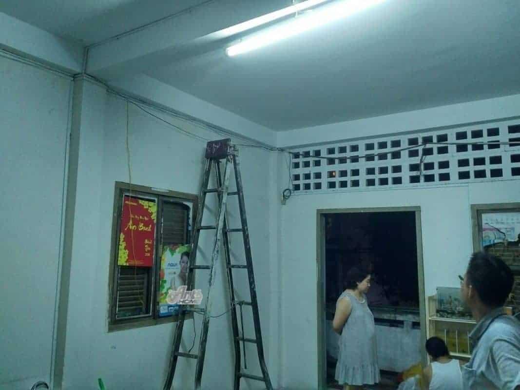 Phu Q1 đang thi công
