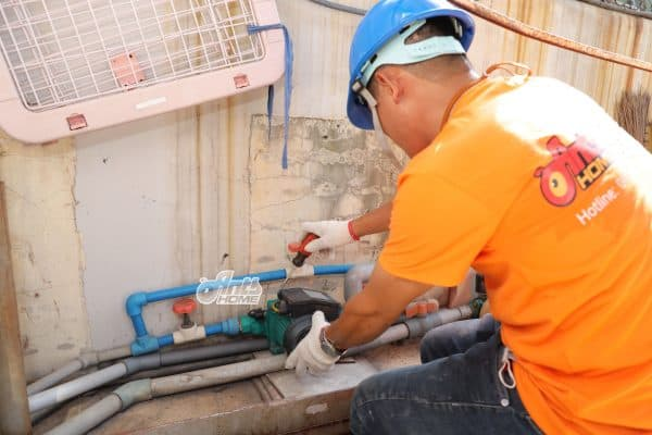 Dấu hiệu nhận biết rò rỉ nước âm tường