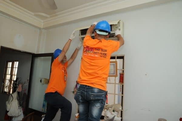 dịch vụ lắp máy lạnh tại nhà