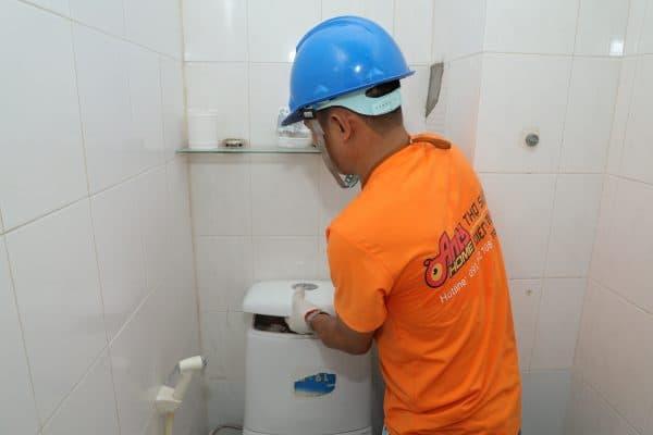 dịch vụ sửa bồn cầu giá rẻ