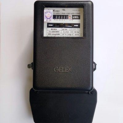 lắp đặt đồng hồ điện/công tơ điện 3 pha