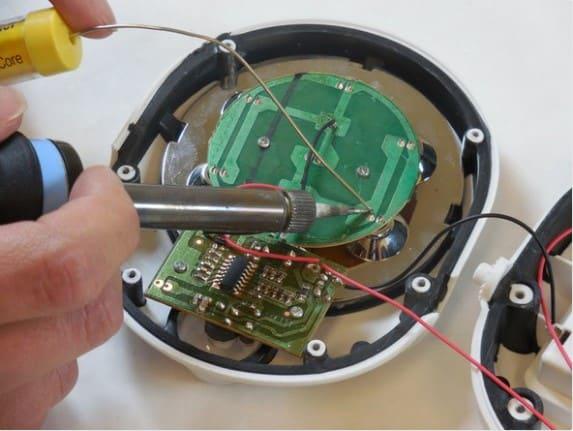 sửa đèn led bị hư điốt