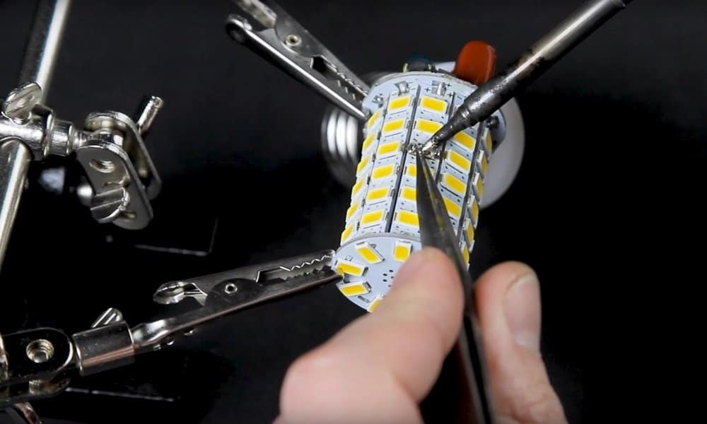 Cách sửa đèn led đơn giản