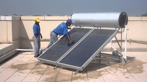 sửa máy nước nóng năng lượng mặt trời tại nhà