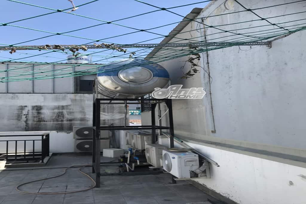 Sửa Rò Rỉ Nước Gây Thất Thoát Bồn Chứa tại Quận 1