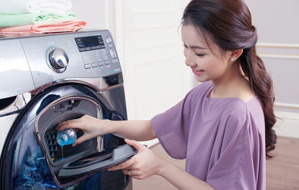 Các bước vệ sinh máy giặt tại nhà