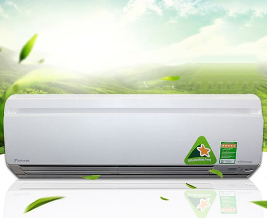 Máy lạnh trang bị công nghệ inverter