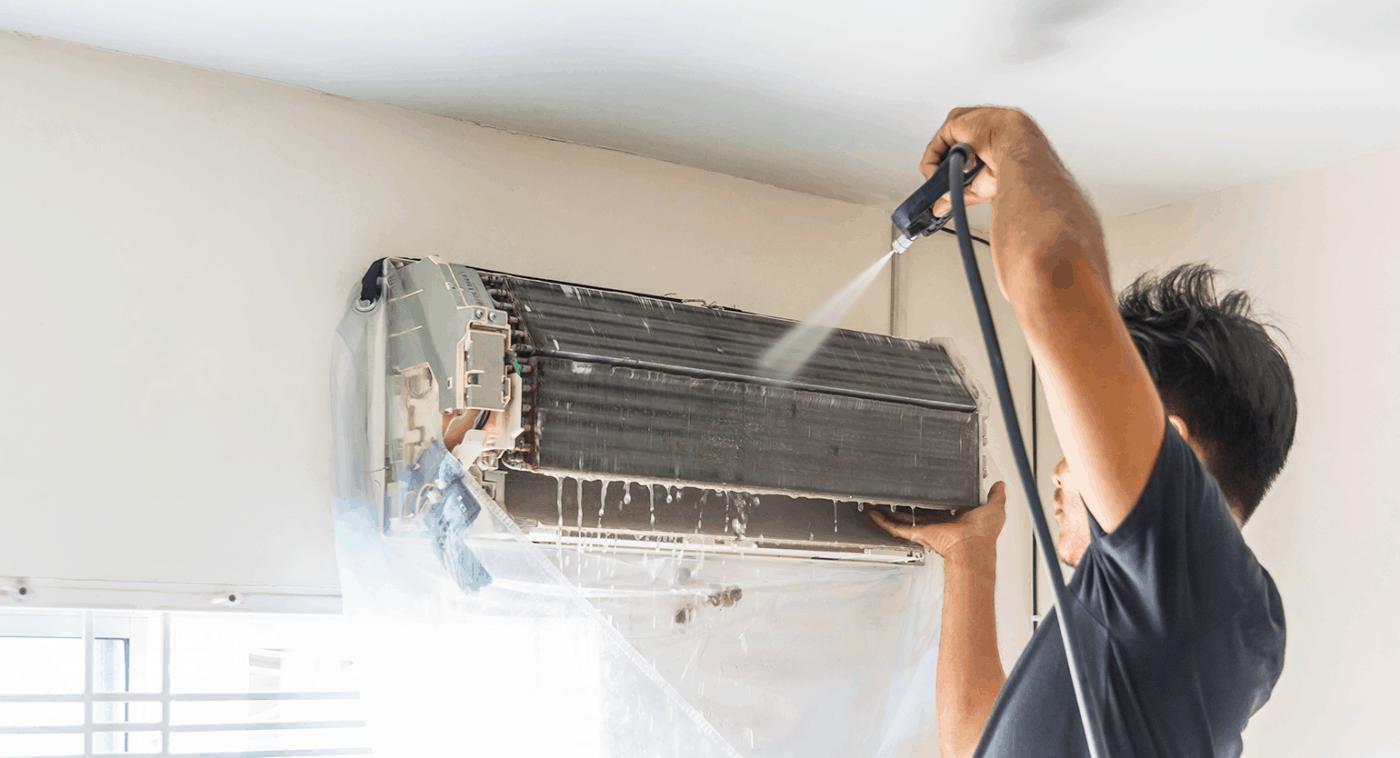 Khi nào nên vệ sinh máy lạnh