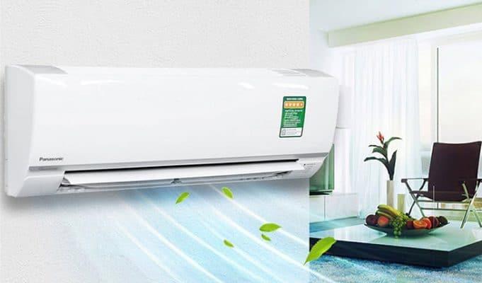 điện năng tiêu thụ của máy lạnh
