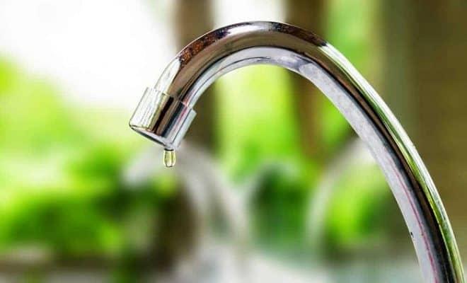 bồn rửa chén bị rỉ nước