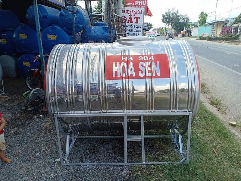 dịch vụ vệ sinh bồn chứa nước